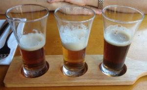 Trei tipuri de bere