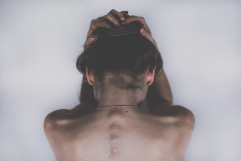 Femeie in depresie