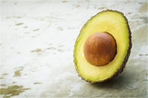 O jumatate de avocado