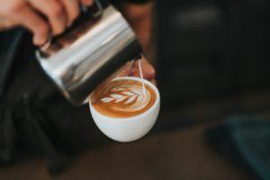 Ceașcă de cafea fără cofeină