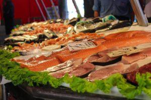 Carne crudă de pește