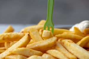 Porție de cartofi prăjiți