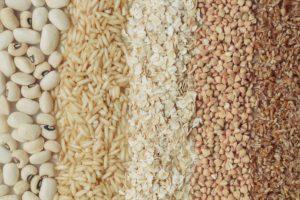Cerealele integrale sunt unele din alimentele bogate în amidon