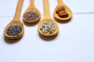 Diferite tipuri de semințe comestibile excelente pentru sănătatea ochilor