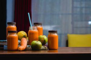 Suc natural din fructe și legume
