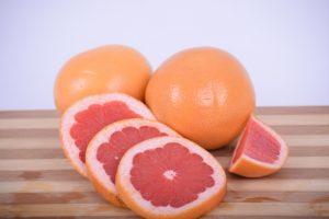 Feli apetisante de grapefruit