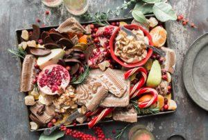 Alimente sănătoase consumate de sărbători