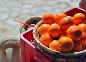 Mandarinele sunt o sursă excelentă de vitamine