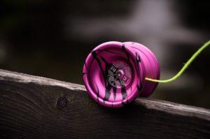 Jucărie de tip yo-yo