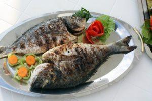 Carnea de pește oferă grăsimi sănătoase