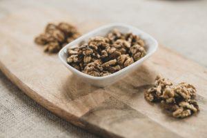 Mizeul de nucă este un aliment inclus pe lista celor ce fac parte din dieta MIND