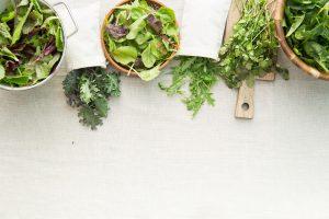 Leguminoasele verzi conțin acid folic